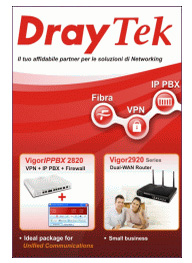 DrayTek Corp - Headquarters of DrayTek Vigor IP telephony, VPN, Firewall, Security - DrayTek Corp